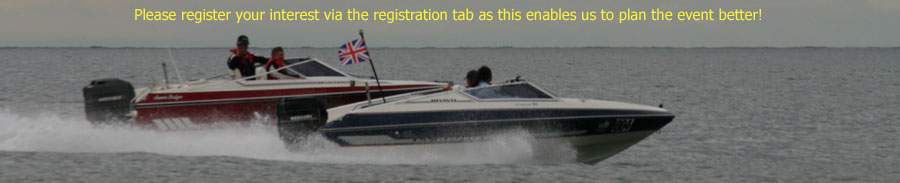 Please regsiter for the South West Fletcher Boat Rally 2014!